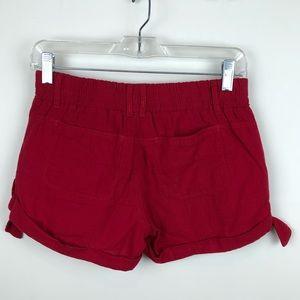 Jolt Shorts - Jolt Red Shorts NEW NWT 0 Nordstrom